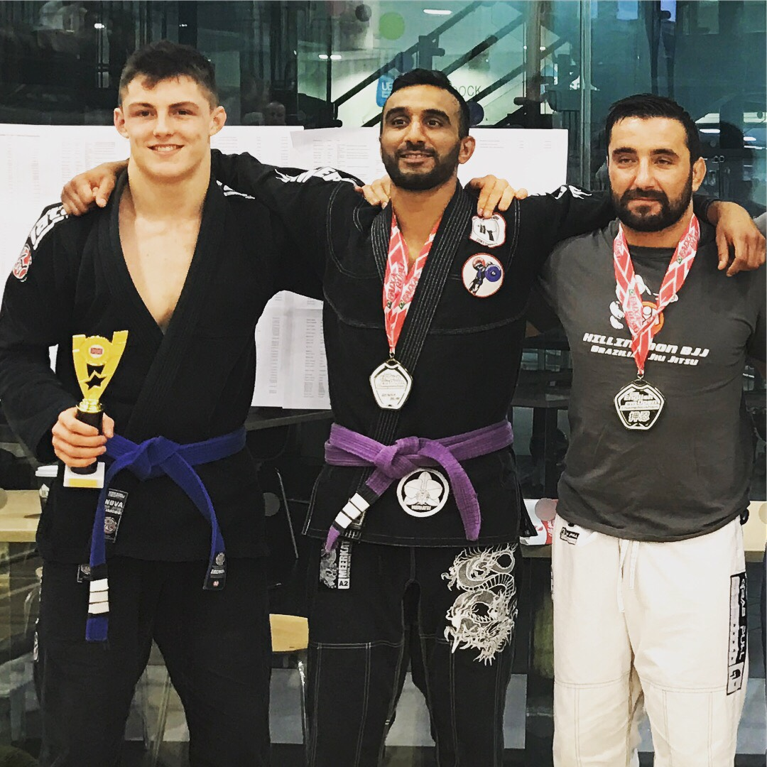 English Open Results