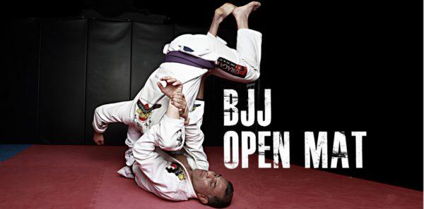 Open Mat Thursdays