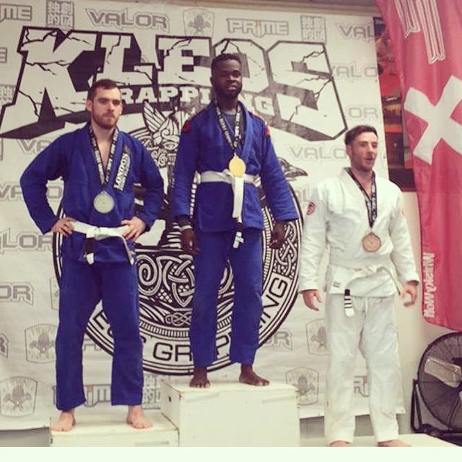 Alvis Takes Gold, Kryz Takes Silver