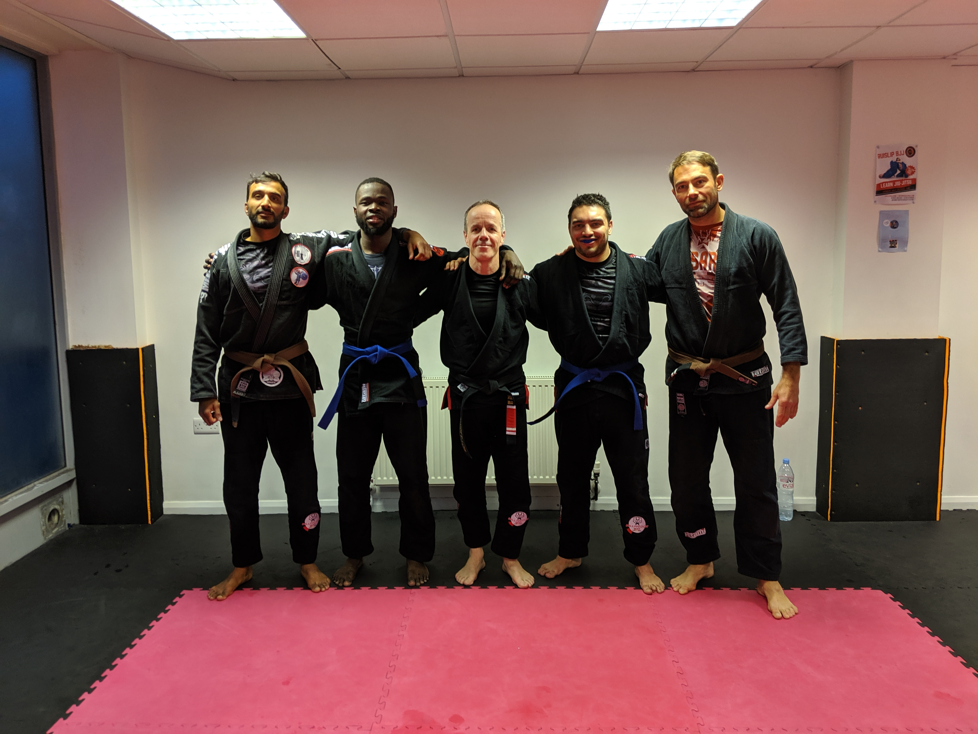 Blue Belt Promotions